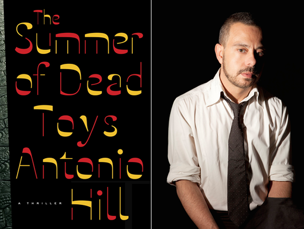 """The Summer of Dead Toys,"" Antonio Hill"