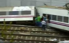 Spain train derailment: Reaction to American's death