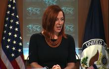 """State Department: """"Appropriate"""" to continue providing Egypt aid"""