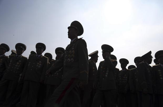 North Korea celebrates armistice