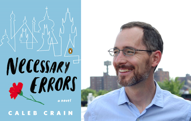 Necessary Errors, Caleb Crain