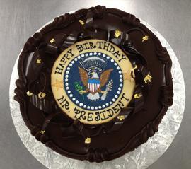 cake, obama