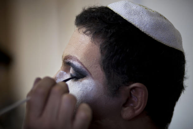 Israel's Orthodox drag queen