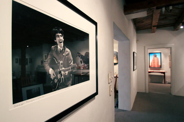 Beatles' first live U.S. show