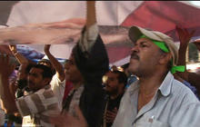 Morsi supporters march against military in Egypt