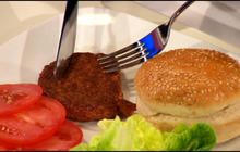 Did world's first stem cell burger pass taste test?
