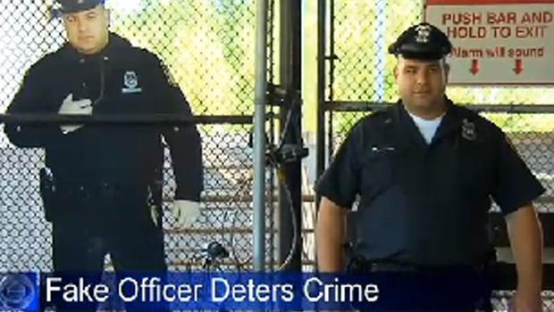 cardboard cutout curbs crime  police near boston say  u0026quot fake