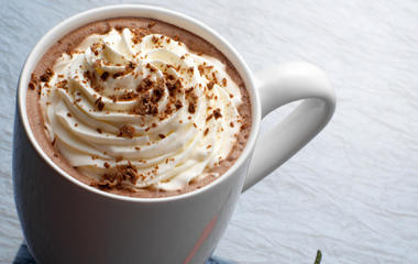 Is drinking hot cocoa good for your brain?