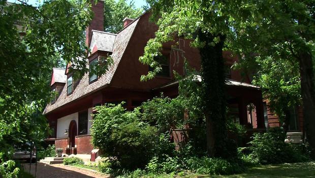 麦克阿瑟之家