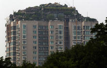 China's hottest real estate is on the roof