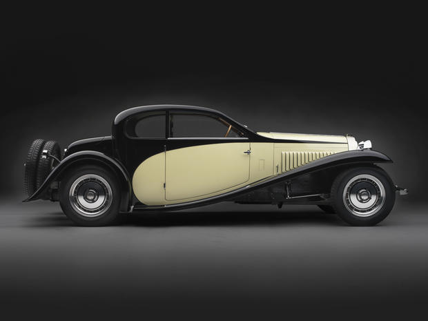 Art Deco autos