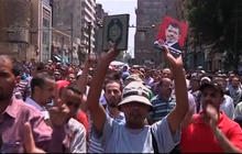 Morsi's Muslim Brotherhood supporters return to Cairo streets
