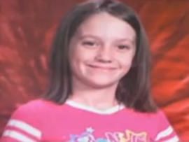 Adrianna Horton, 12, of Golden City, Mo., was last seen getting into a vehicle on evening of Aug. 19, 2013; Family acquaintance Bobby Bourne, 34, was charged the next day with abducting her