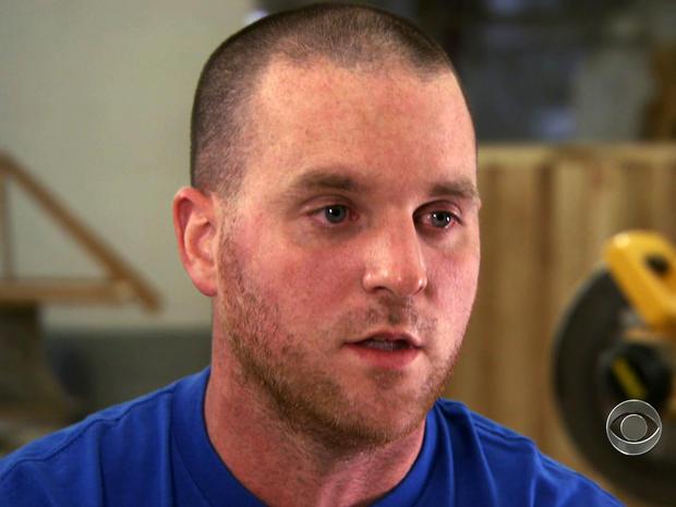 Craig Carr谈到他2007年获得的木匠工作。