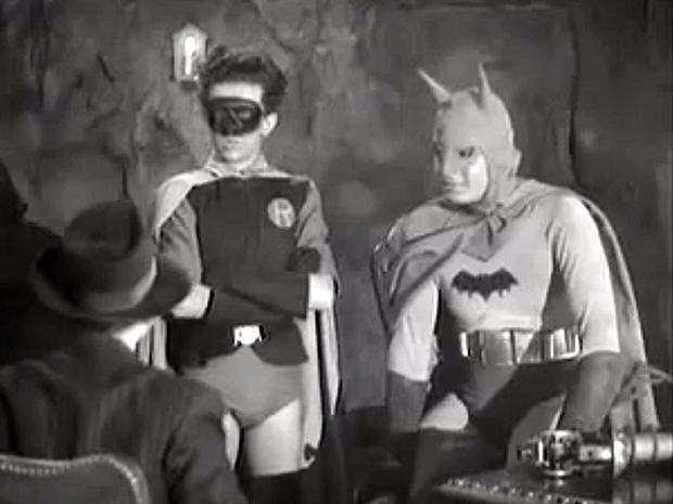 Batman: The men behind the mask