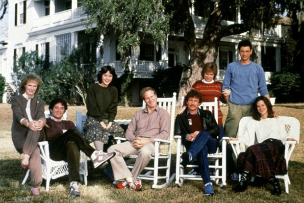 """The Big Chill"" cast: Then and now"