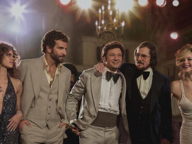 Golden Globe nominees 2014