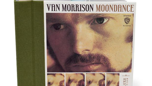 Van Morrison Moondance Album Van Morrison's Moondance