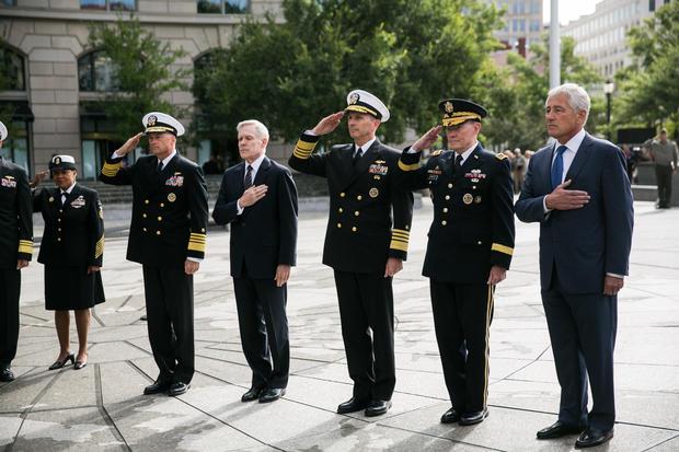 Ceremony honors Navy Yard victims