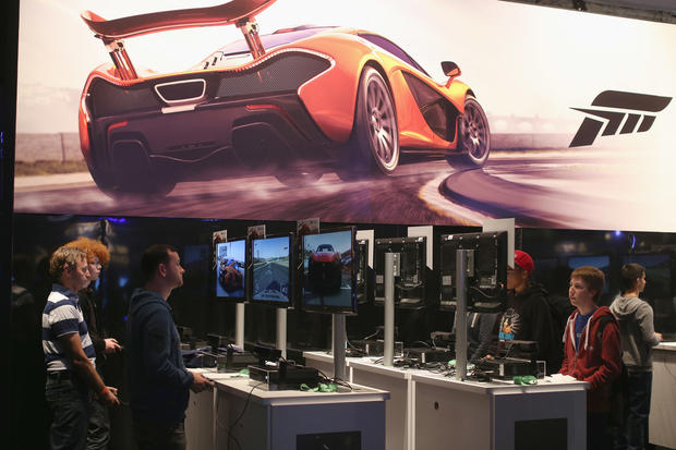 Video game lovers gather at Eurogamer Expo 2013
