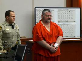 Jack Harry Stiles enters a Utah courtroom Sept. 26, 2013.