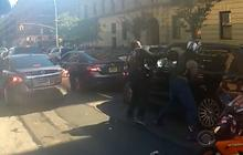 Cops who rode with road rage bikers could face charges