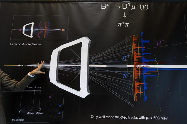 """Finding the """"God particle"""""""