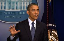"""Obama: I'll """"spring for dinner"""" to talk budget with """"reasonable"""" Republicans"""