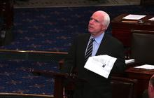 "McCain: ""I'm ashamed"" about shutdown-delayed death benefits"