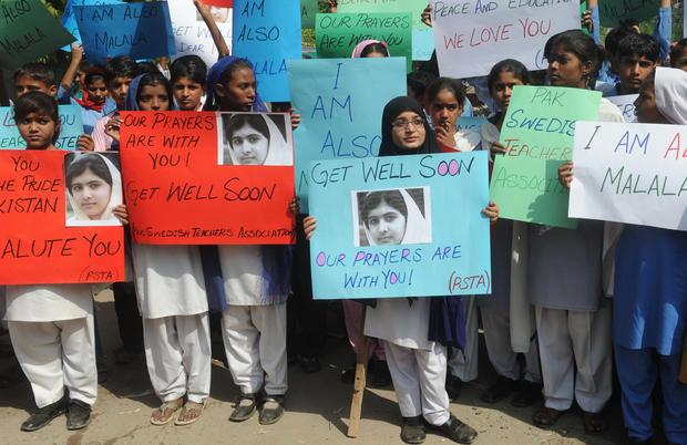 Malala Yousafzai: Activist for education