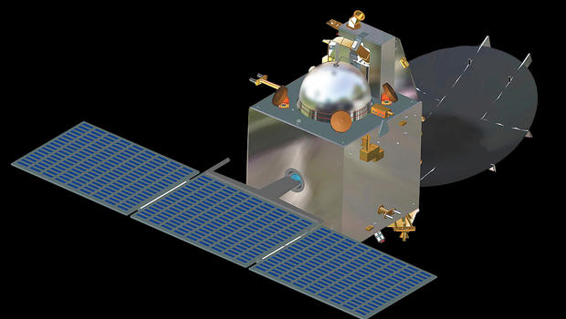 With 10 of NASAs Outlay Indian Space Agency Aims for
