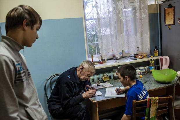 Help for Russia's drug addicts