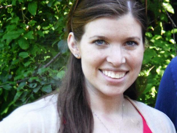 在Ritzer的家人提供的这张未注明日期的照片中,看到Danvers高中老师Colleen Ritzer。
