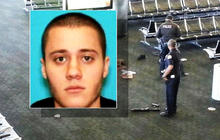 "LAX shooting suspect referenced ""New World Order"" conspiracy"