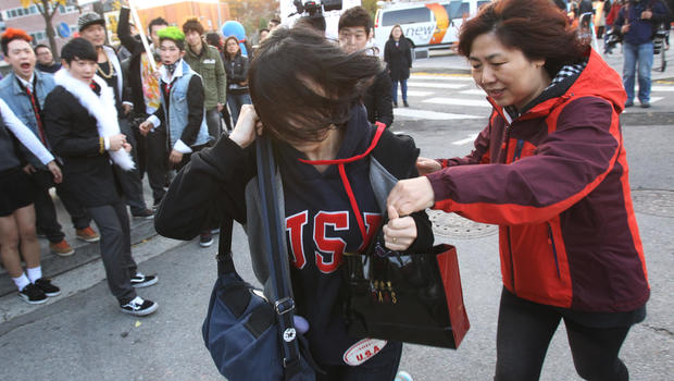 south koreas dreaded college entrance exam is the stuff