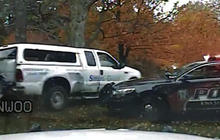 Caught on Tape: Dashcam captures video of police chase, deadly shooting