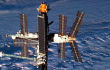 Giant European satellite falling to earth, but no one knows where