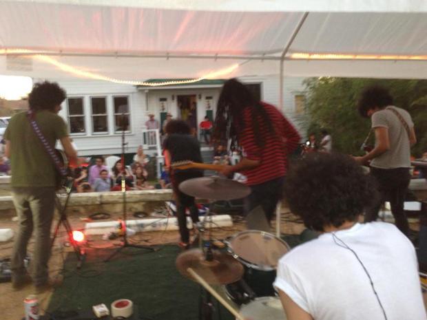 Brooklyn band members slain