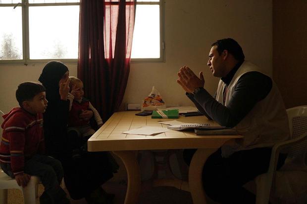 Syrian refugees flood Lebanon