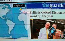 "Headlines at 8:30: ""Selfie"" is Oxford Dictionaries' word of the year"