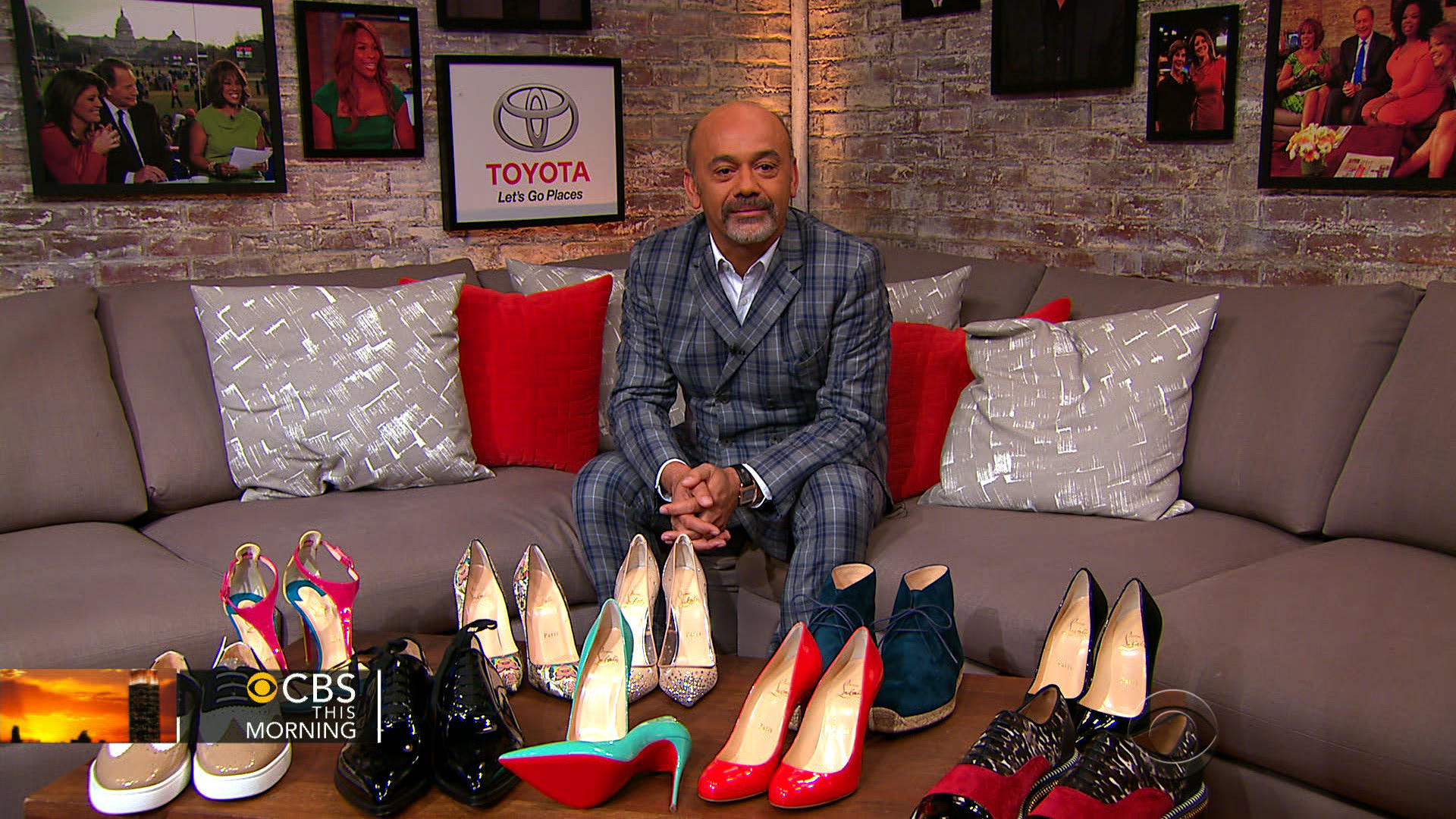 ctm 1121 LOUBOUTIN Christian Louboutin: I Dont Want My Shoes To Look Comfy