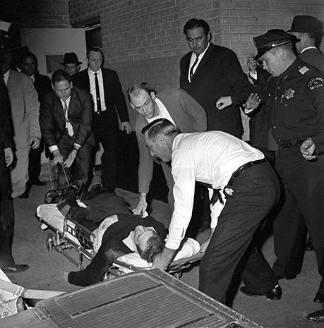 Oswald and the JFK assassination