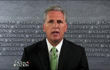 "McCarthy cautions Obama from ""over-selling"" Iran deal"
