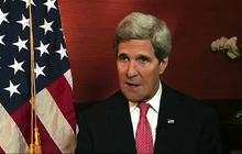 "Kerry: Sanctions stay ""in place"" as Iran nuclear talks continue"