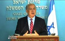 "Israel rejects Iran nuclear deal as an ""historic mistake"""