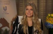 Fergie on why she named her son Axl Jack