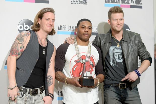 American Music Awards 2013: Press room