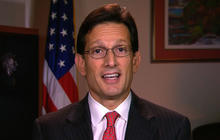 "Cantor on nuclear deal: Iran ""can't be trusted"""