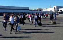 Shooting at LAX kills TSA agent