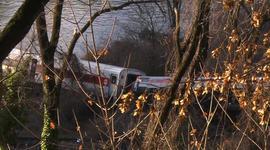NYC train derailment passenger on terrifying ordeal